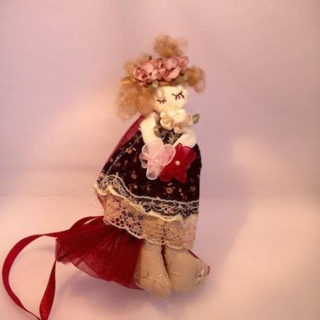 Pochon poupée avec dragées