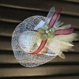 Mini chapeau sisal