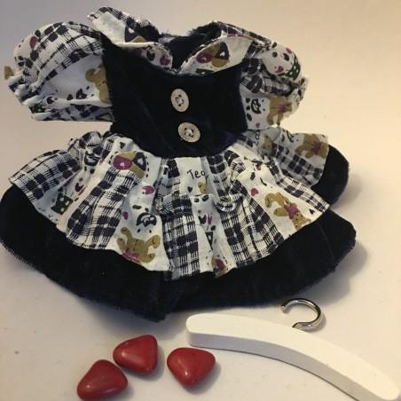 Ballotin mini robe dragées